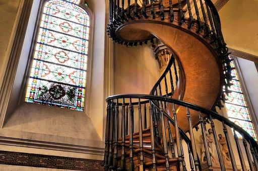 schody santa fe